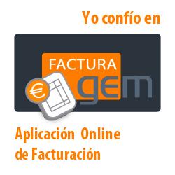 Aplicación de facturación online