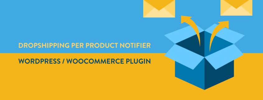 Dropshipping per product Wordpress Plugin